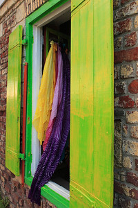 Shop window,Antigua