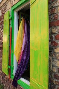 Shop window,Antigua