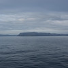 North Cape at 4:42 AM.  View from ship which was just north of the cape on the way to <br /> Honningsvag.
