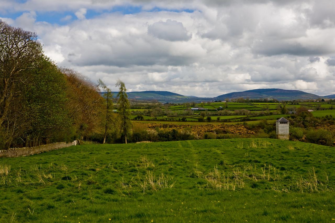 Central Ireland.
