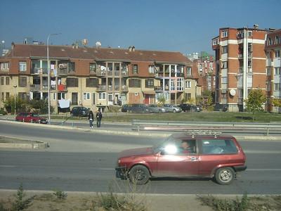 Prishtine to Skopje 2011