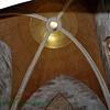 Ceiling of Dominus Flevit.