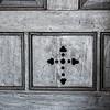 Historic Confeesion Booth Door in Jeronimos Monastery