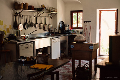 Les Trois Sources - Bonnieux, Provence, France, May 2007