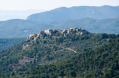 Lurs från klostret Ganagobie