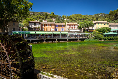 Fontaine-de-Vaucluse, Vaucluse, Provence, France, 2012