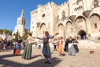 Avignon, Provence, France, 2012