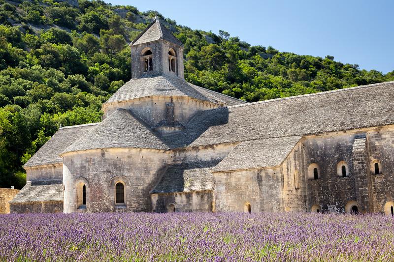 Abbaye de Sénanque, Provence, France, 2012