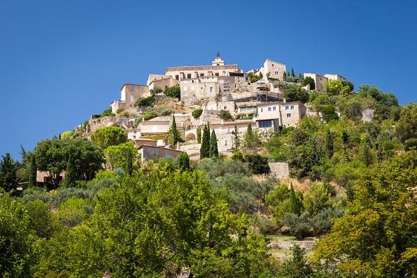 Gordes village, Provence, France, 2013
