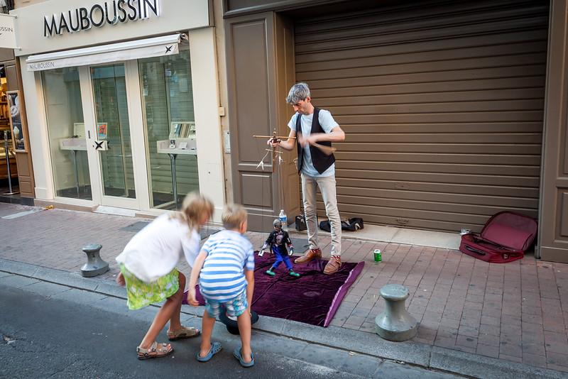 Performance, Provence, France, 2013