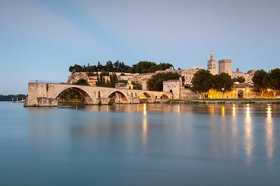 Avignon, Provence, France, 2013