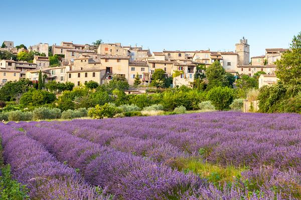Saignon, Provence, France, 2013