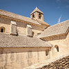 Church at Abbaye de Senanque, Gordes village, Vaucluse region, Provence, France