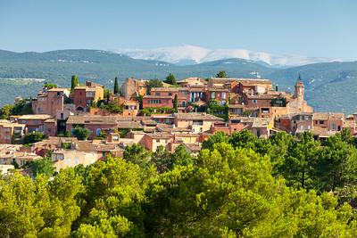 Roussillon, Provence, 2013