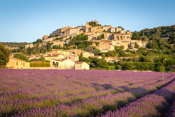 Simiane la Rotonde, Provence, 2017