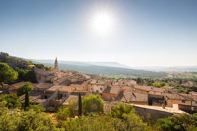 Saint-Saturnin-les-Apt, Provence, 2017