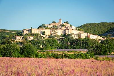 Banon, Provence, 2017