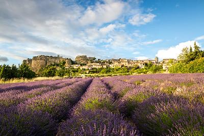 Saignon, Provence, 2017