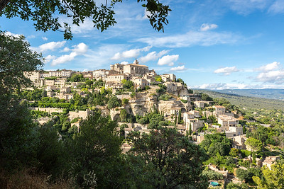 Gordes, Provence, 2017