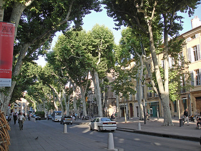 Aix-en-Provence - a beautiful old city - Day 1 and 2.