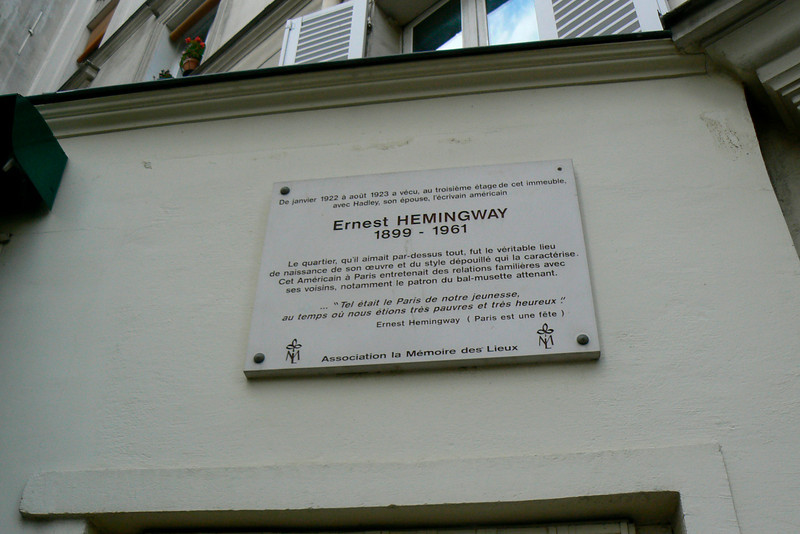 Paris 5eme rue Cardinal Lemoine