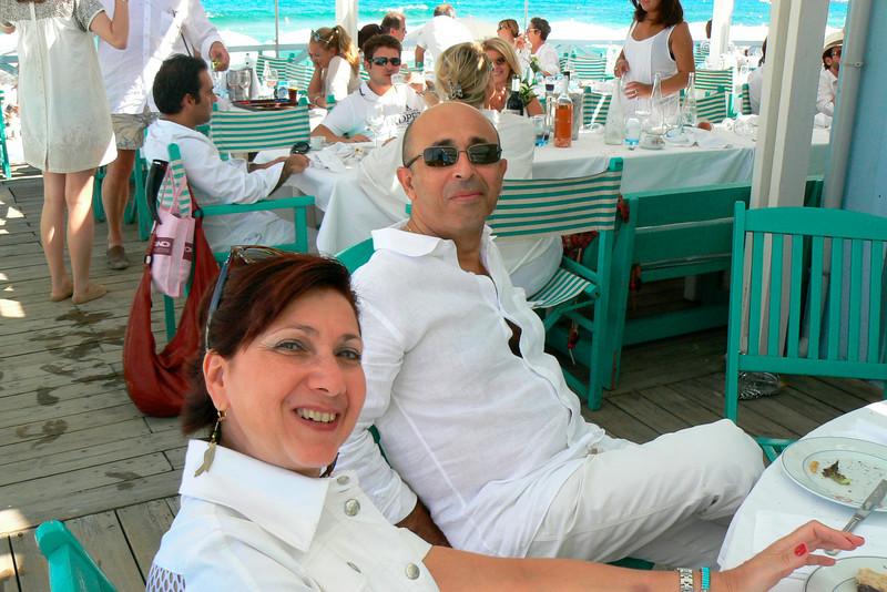 Michelle et Jean-Bernard