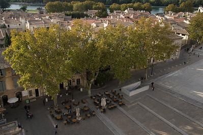 Place du Palais des Papes, Avignon
