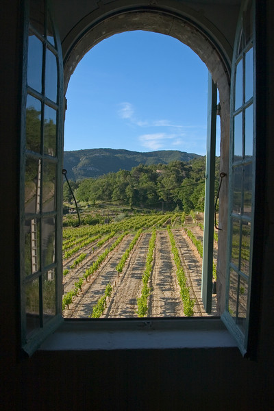 From the Farmhouse, Crestet, Provence<br /> <br /> Second Place, Mass General Hospital Annual Photography Contest