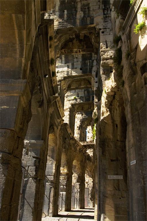Roman Coliseum, Arles