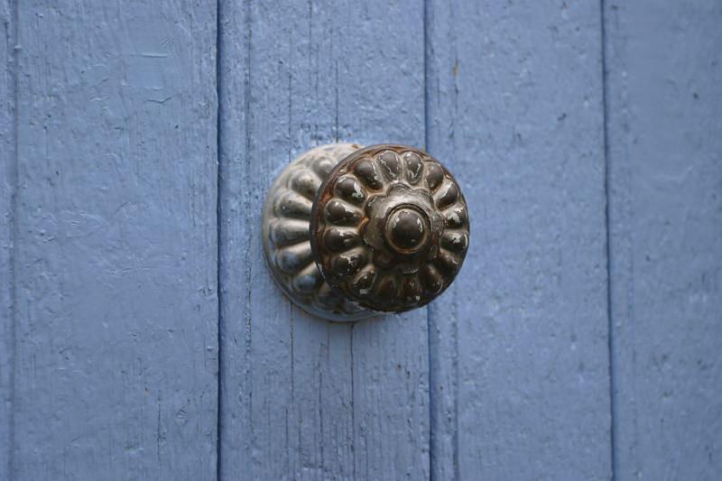 Doorknob en Menerbes.