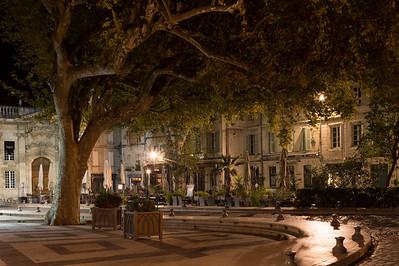 Place Crillon, Avignon