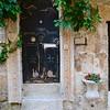 Wooden Door, Aiguèze