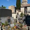 Cemetery, Aiguèze