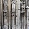 Prophets of the Old Testament on Cathédrale St-Sauveur Façade, Aix-en-Provence