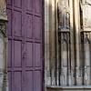 Main Door to Cathédrale St-Sauveur, Aix-en-Provence