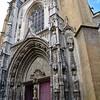 Exterior of Cathedrale St-Sauveur, Aix-en-Provence