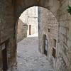 Narrow Walkway, Lacoste