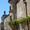 Along Rue Saint-Pierre, Vézelay