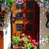 Flowered Door, Vézelay