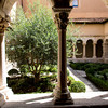 The Cloisters in Aix