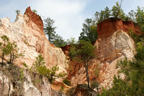 Providence Canyon, Georgia