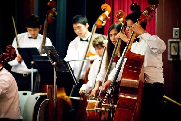 Providence/Boston 2013 - 'Iolani Middle School Orchestra