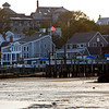 Provincetown at Low Tide