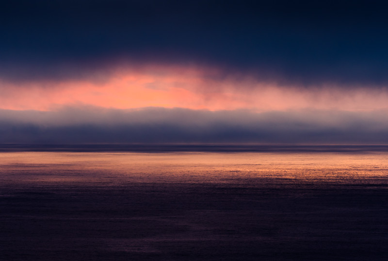 Evening Light From Chimney Rock Trail