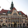 The distinctive Town Hall built by a visionary mayor a century ago