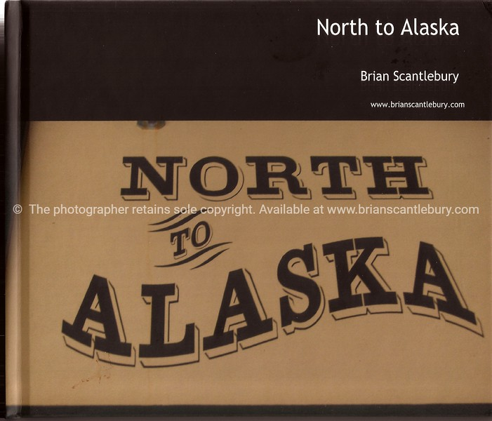 """North to Alaska, A great collection of 100+ images over 32 pages including Seattle,Dawson City and the Yukon Territory and Alaska. Available in hard cover, with dust jacket or soft cover versions. The Dust Jacket version has a little more info and images. A wonderful gift, or your personal record,of the wonderful American state.<br /> Review book;<br />  <a href=""""http://www.blurb.com/my/book/detail/893025"""">http://www.blurb.com/my/book/detail/893025</a>"""