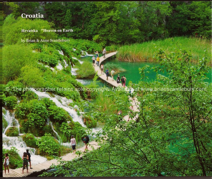 """Croatia, A great collection of around 120 typically Croation images over 40 pages. Available in hard cover, with dust jacket or soft cover versions. The Dust Jacket version has a little more info and images. A wonderful gift, or your personal record,of the wonderful country.<br /> Review book;<br />  <a href=""""http://www.blurb.com/bookstore/detail/2340783"""">http://www.blurb.com/bookstore/detail/2340783</a>"""