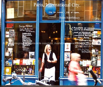 Paris, France. A great collection of over 90 typically Parisian images. Available in hard cover, with dust jacket or soft cover versions. The Dust Jacket version has a little more info and images. A wonderful gift, or your personal record,of the wonderful city. Review book; http://www.blurb.com/bookstore/detail/893039