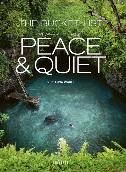 Peace and Quiet book