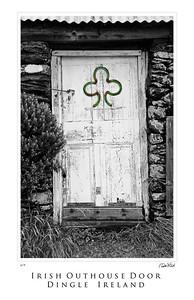 irish outhouse